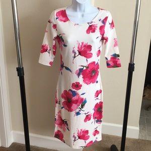 Lara Fashion floral pencil dress
